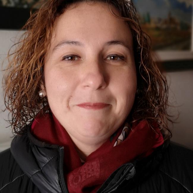 Canguro en Toledo: Sara