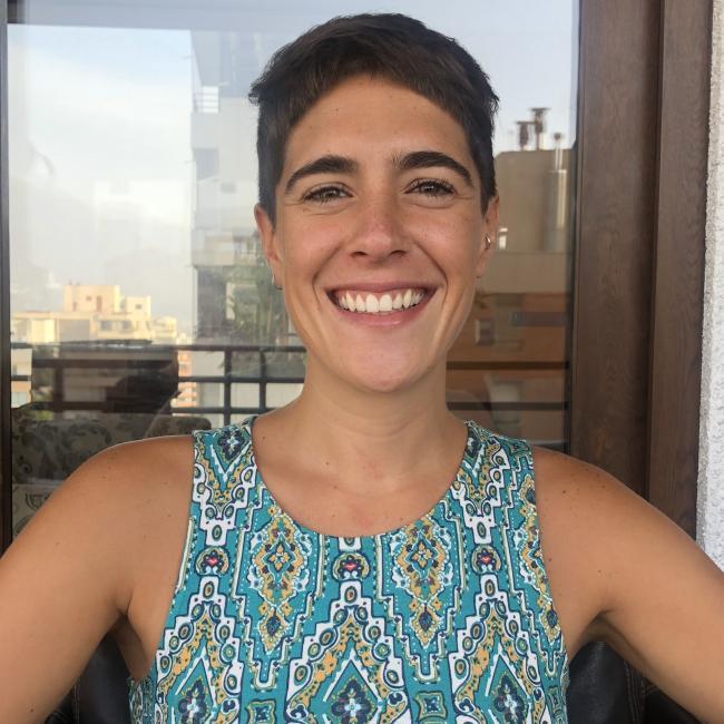 Niñera en Barcelona: Melinka