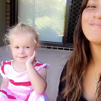 Babysitter in Sydney Olympic Park: Shyanne