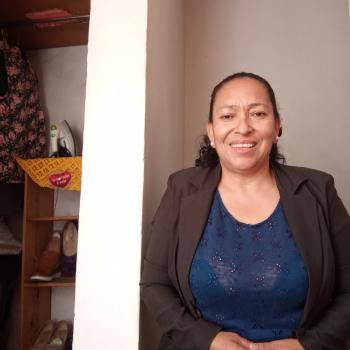 Niñera Naucalpan de Juárez: Rosalinda