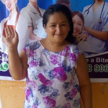 Niñera en Ancón: Deysi