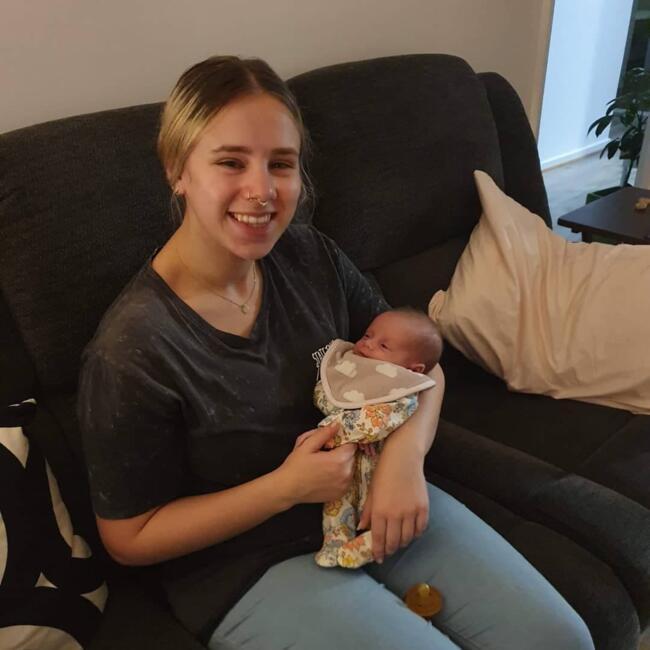 Babysitter in Adelaide: Tiana