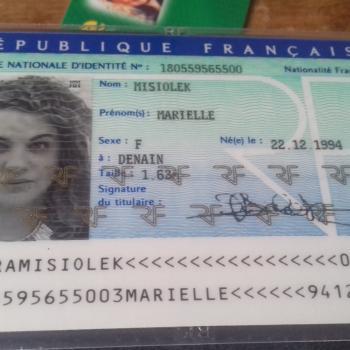 Baby-sitter Denain: Marielle
