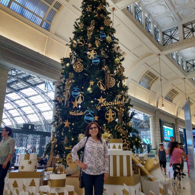 Niñera en Iquitos: Esther