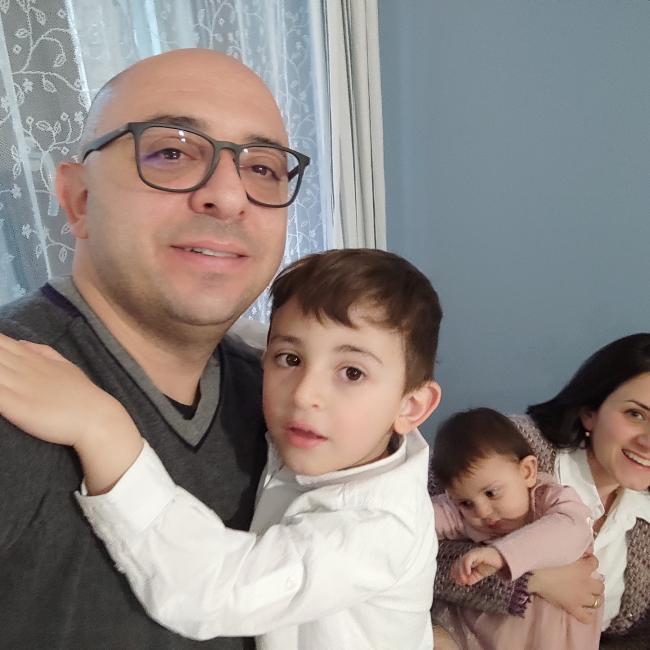 Babysitting job in Rome: Alessio
