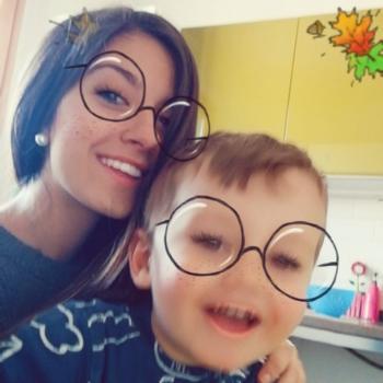 Babysitter Buccinasco: Carola giarrizzo