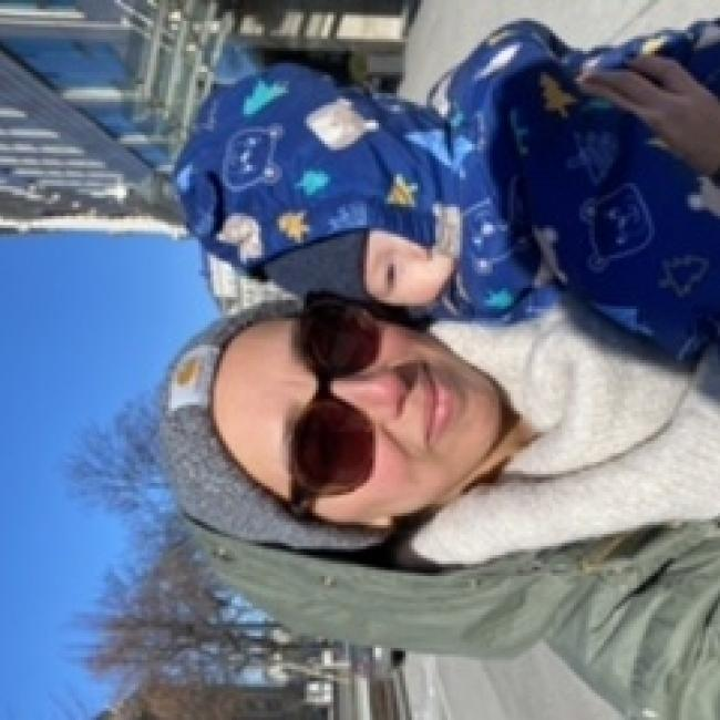 Babysitter Job in Wien: Sarah Dorsaf