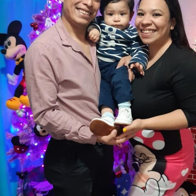 Trabajo de niñera en Ciudad de México: Luis