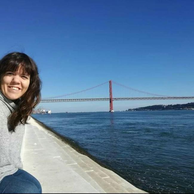 Babysitter em Lisboa: Marta