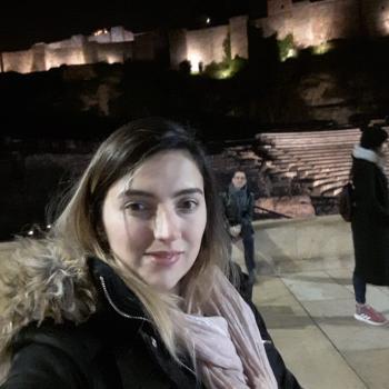 Canguro en Málaga: Laura Giraldo