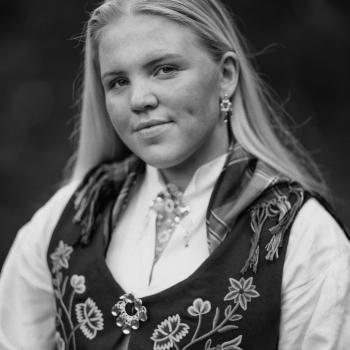 Barnevakt i Trondheim: Pernille