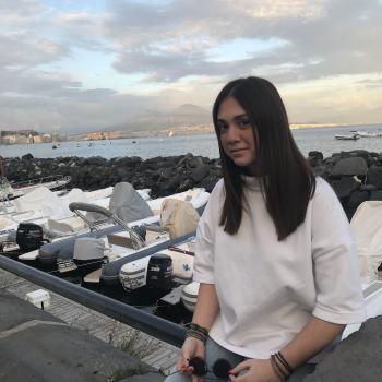 Babysitter Napoli: Gaia