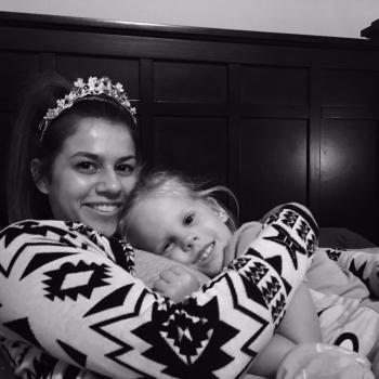 Babysitter Essen: Kimberly