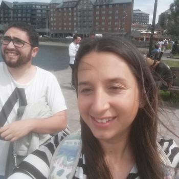 Babysitting job in Talcahuano: babysitting job Claudia