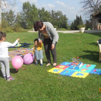 Babysitter Bologna: Vangarova Rumyana