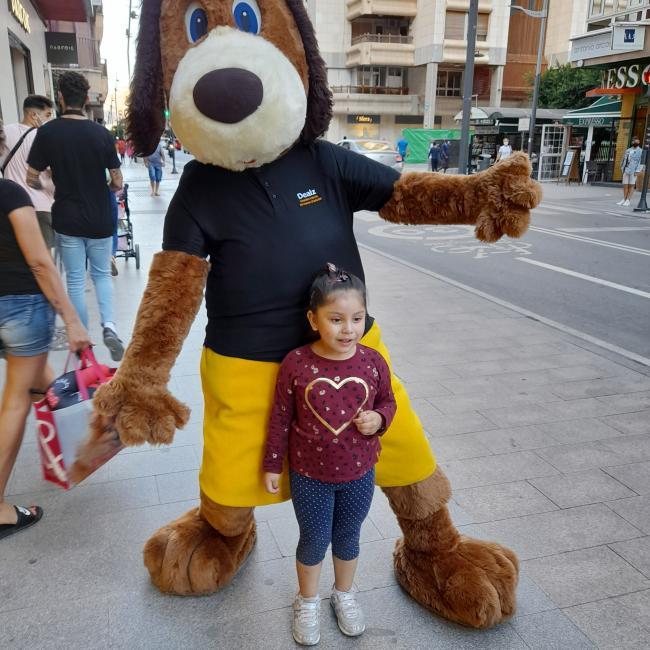 Trabajo de canguro en Lorca: Daniela