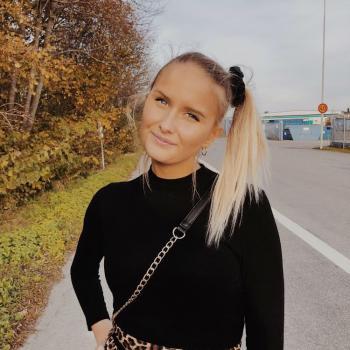 Babysitter Varberg: Elin