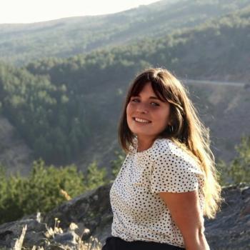 Niñera San Fernando de Henares: Irene