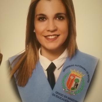 Babysitter Alcobendas: María Vázquez Sánchez