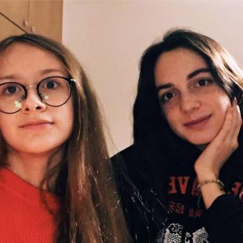 Baby-sitter Bruxelles (Etterbeek): Andreea/Pénélope