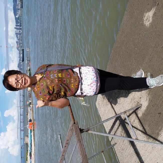 Babysitter in Hong Kong: Tim Ho Sin