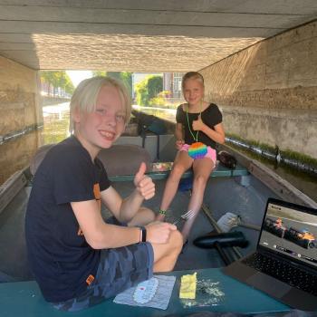 Oppasadres in Den Haag: oppasadres Anouk