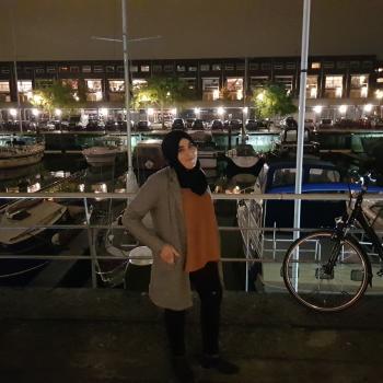 Oppas Den Haag: Najia