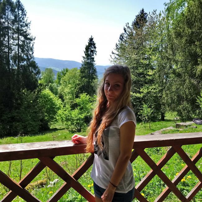 Babysitter in Krakow: Justyna