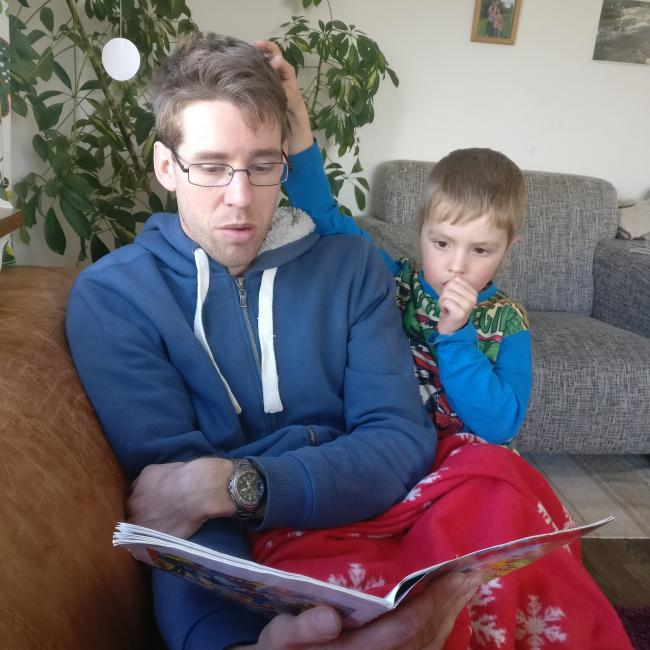 Barnvaktsjobb i Hagfors: René