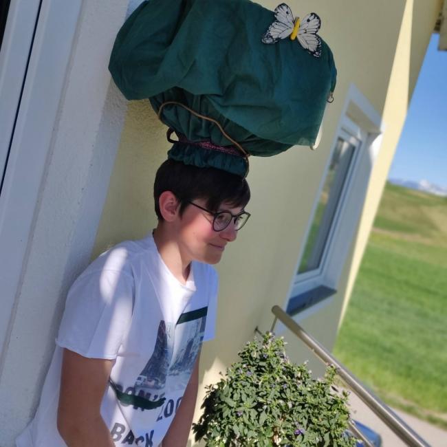 Babysitter in Lans: Alessio