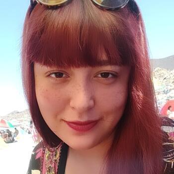 Babysitter in Valparaíso: Natalia Violeta