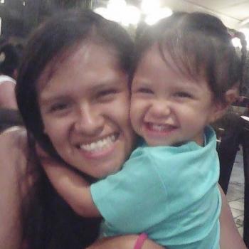 Trabajo de niñera en Lima: trabajo de niñera Xiomara