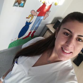 Nanny Almería: Almudena