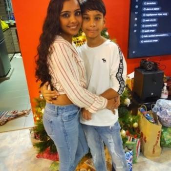 新加坡的保母: Jessica Shalini Dominic Michae