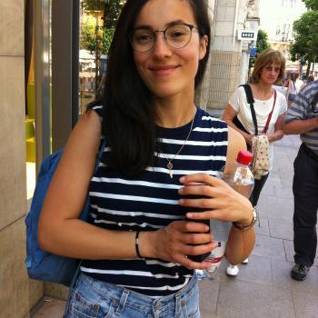 Babysitter Brüssel: Luciana