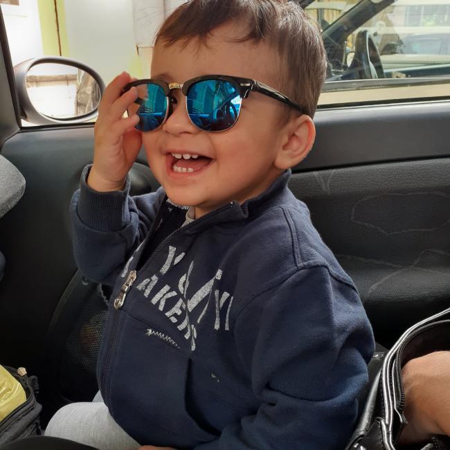 Babysitter a Palermo: Rita