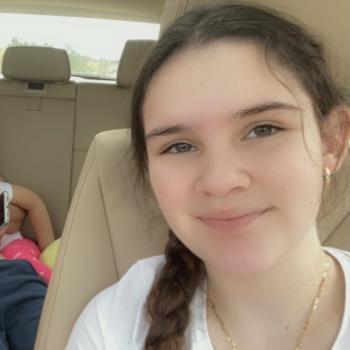 Babysitter in North Miami: Paula