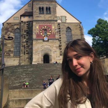 Oppas in Den Haag: Maria