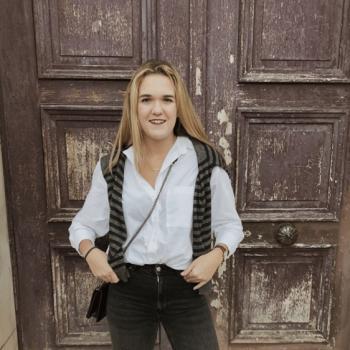 Canguro en Sant Cugat: Laura
