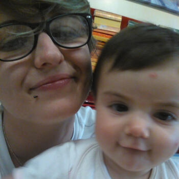 Babysitter Barcelona: Elisa