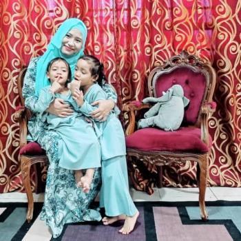 Babysitting job in Johor Bahru: babysitting job Nurul Huda