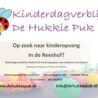 Gastouderbureau Tilburg: kdv de Hukkie Puk