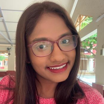 Babysitter Singapore: Lavanya Naidu