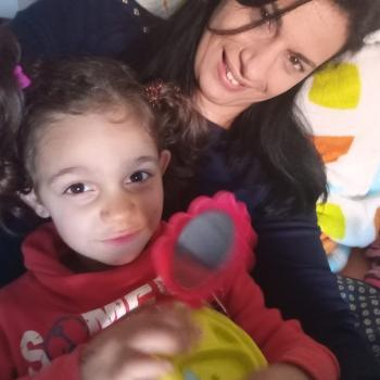 Trabalho de babysitting em Amadora: Trabalho de babysitting Monica