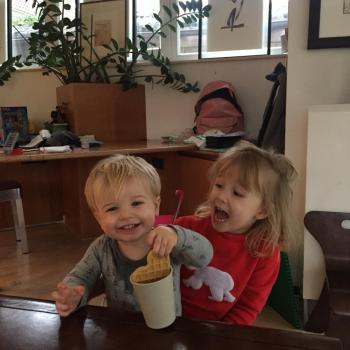 Ouder Amsterdam: oppasadres Lucienne