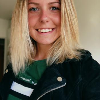 Babysitter Karlskrona: Tove