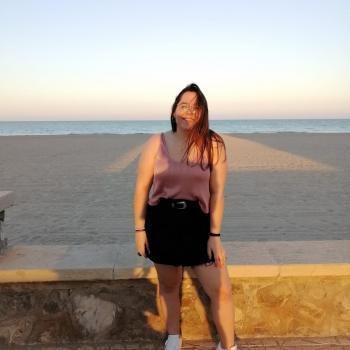 Canguro en Logroño: Celia