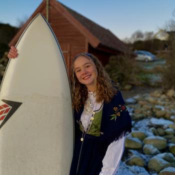 Babysitter in Stavanger: Elie Friestad