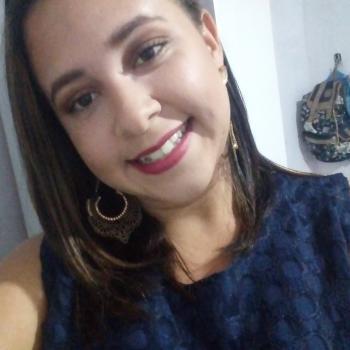 Babysitter João Pessoa: Maria Eduarda