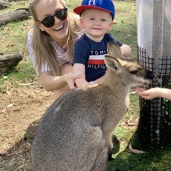 Babysitting Jobs in Brisbane: babysitting job Sarah